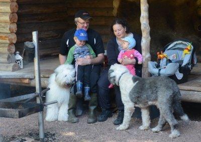 Rautavan perhe